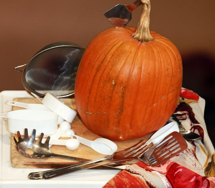 Pumpkin pie with a mediterranean twist fordham observer for Pumpkin pie with a twist