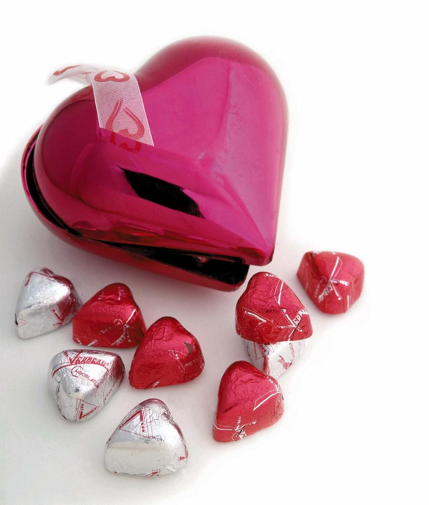 tired of giving out chocolates for valentines day