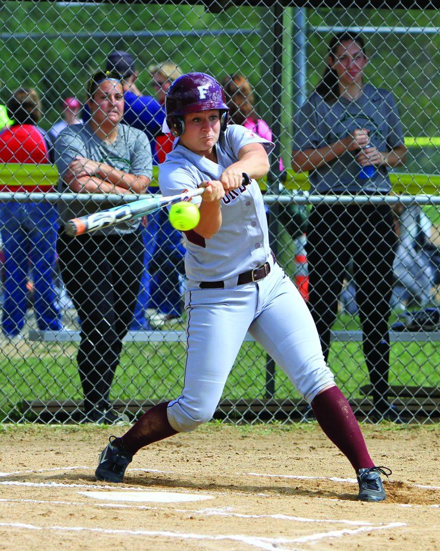 Softball Streak Snapped in Close Contest • Fordham Observer