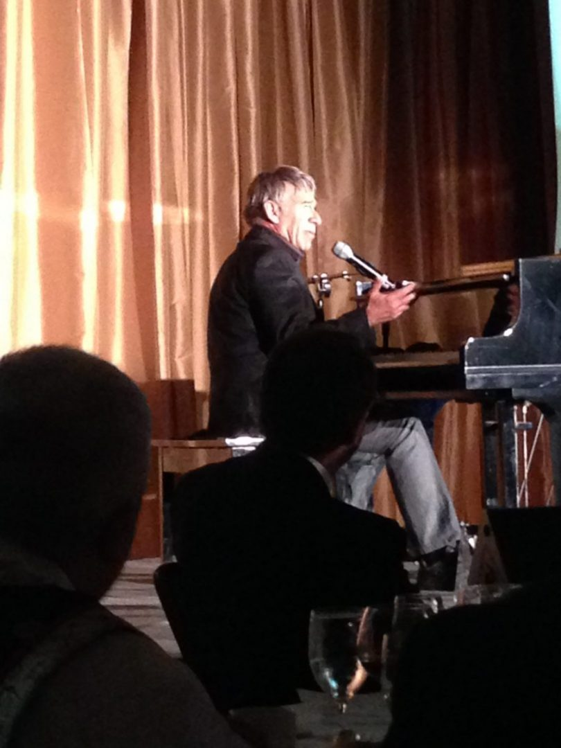 Tony Award-winning composer and lyricist, Stephen Schwartz