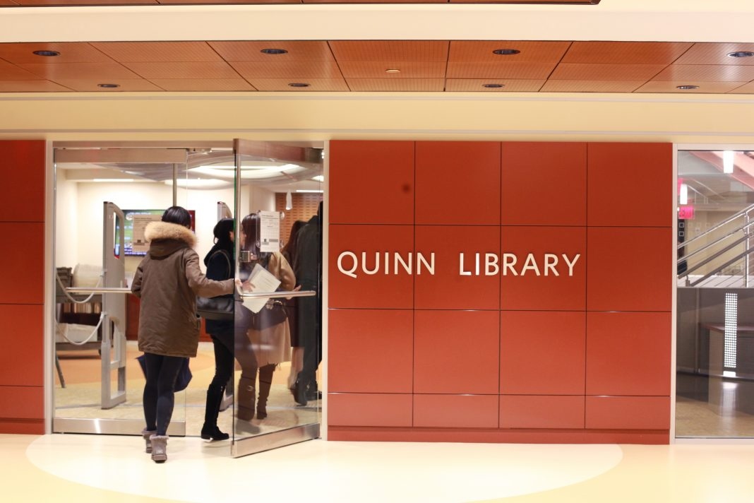 Fordham Libraries Unveils