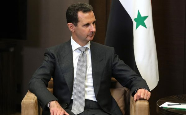 Assad: Why talk to Trump if he doesn't control the US?