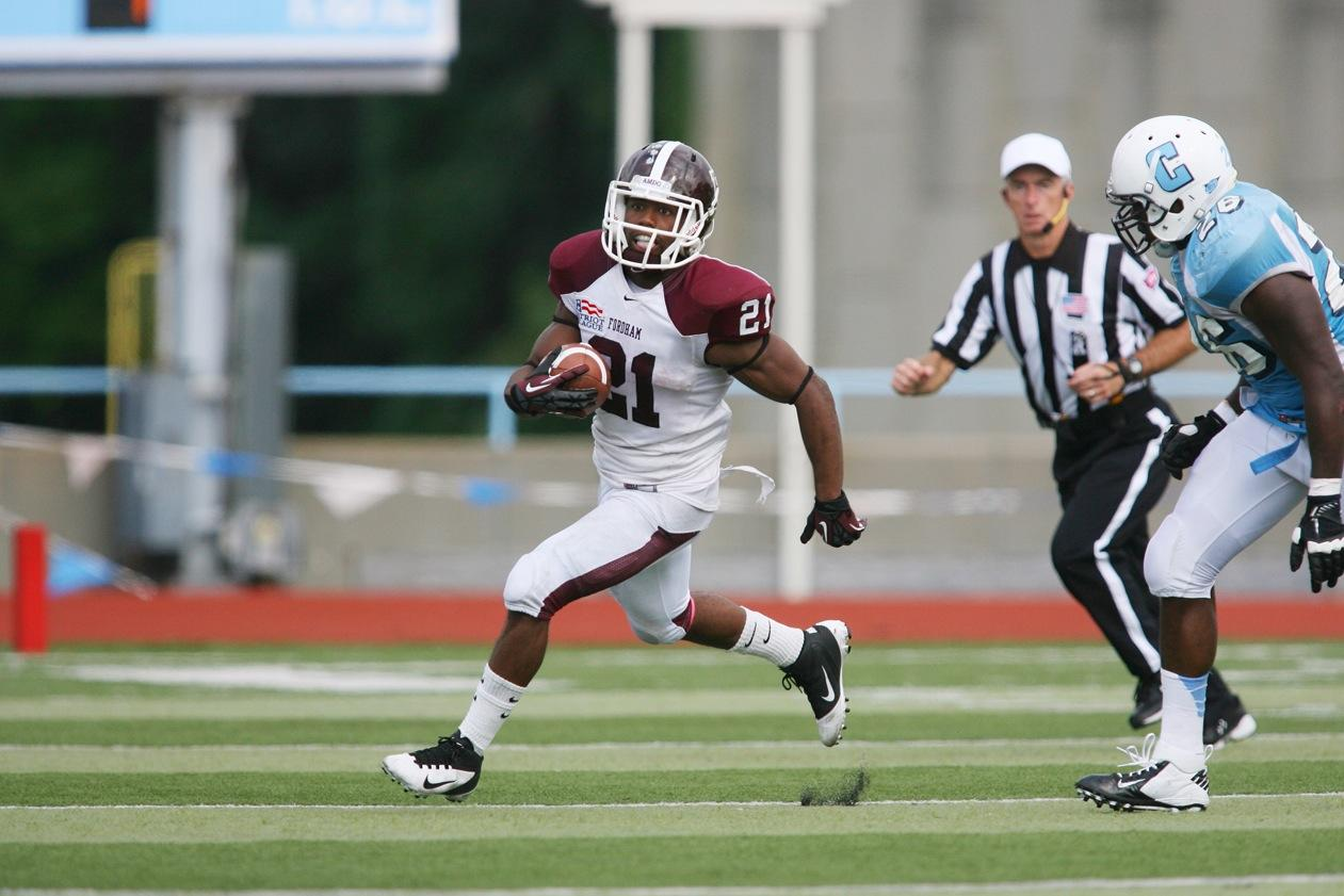 LIVE: Fordham Football Homecoming vs. Cornell | WFUV