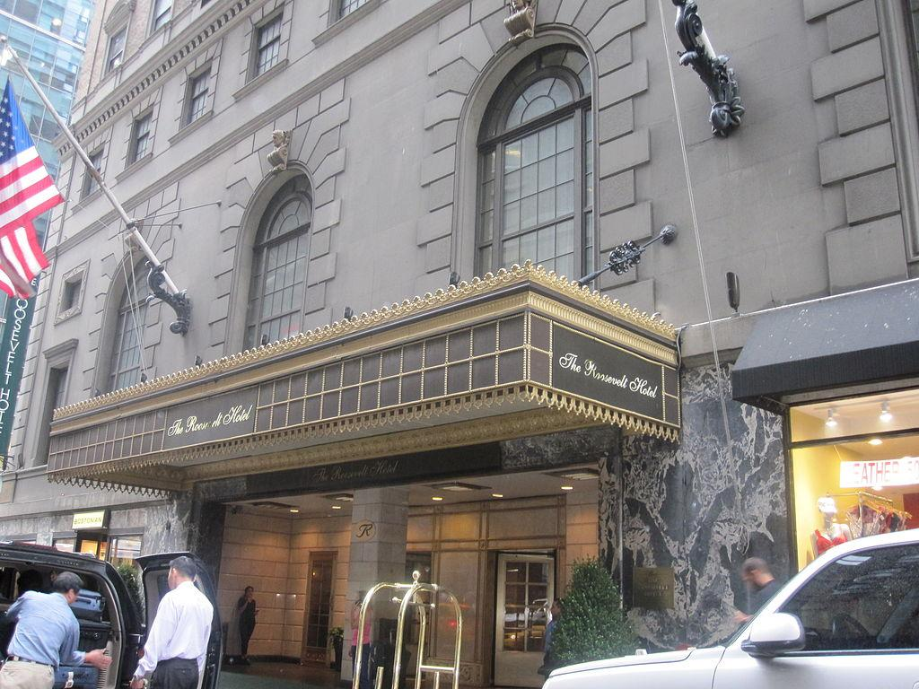 Winter Ball will be taking place in the Roosevelt Hotel on . (Billy Hathorn/ Wikimedia Commons)