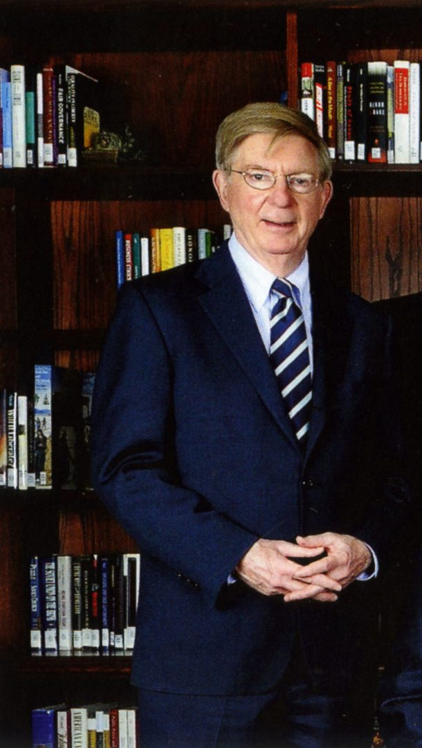 George Will (Courtesy of The Lynde and Harry Bradley Foundation via Milwaukee Journal Sentinel/MCT)