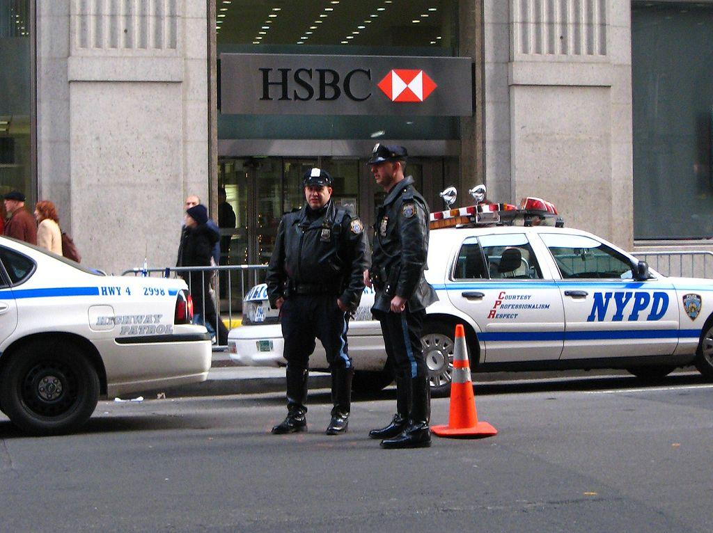 NYPD continue to stop and frisk. (Ciar/Wikimedia Commons)