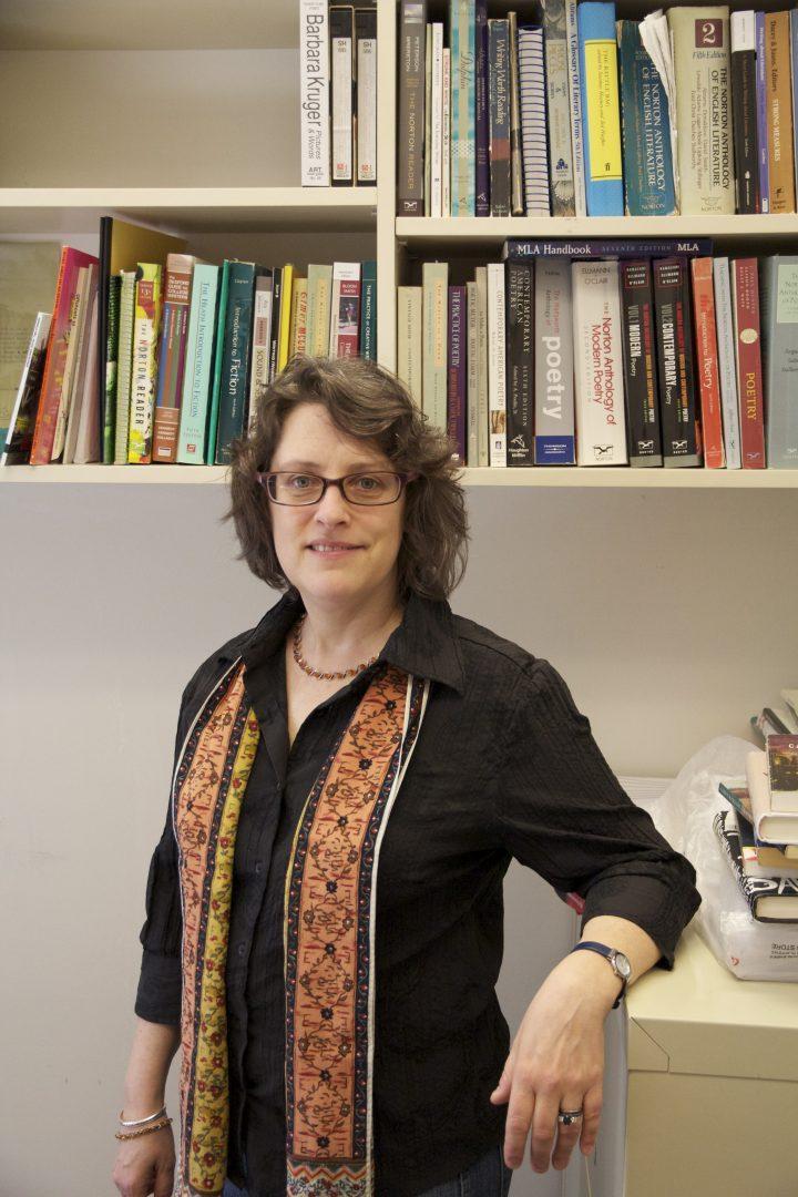 Elisabeth Frost, associate professor of English. (Ludovica Martella/The Observer)