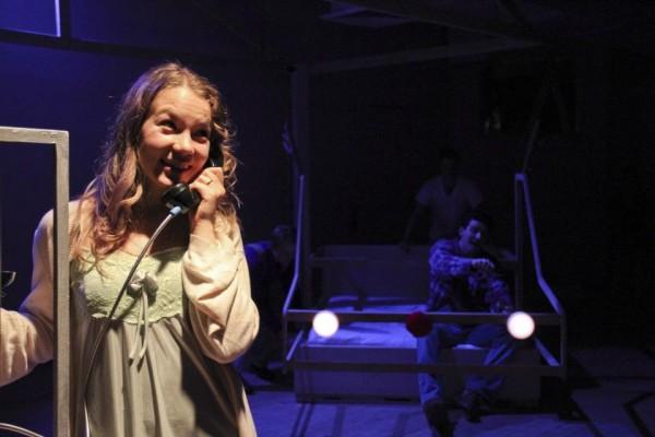 Reckless - Whitebox Studio Theatre - 9/25 Photos Courtesy of Rebecca Zoltowski