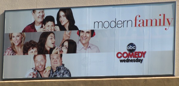 """ABC's hit comedy """"Modern Family"""" features notable LGBTQ characters. (Lloren Javier via Flickr)"""