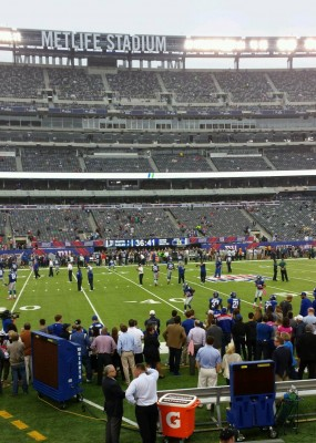 The 2013 New York Giants have found themselves 0-6 for the first time since the 1976 squad. (George Marogi/The Observer)
