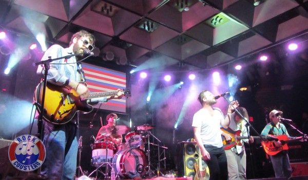 Dr. Dog perform at The Culture Room in Ft. Lauderdale, FL in 2012. (Photo Courtesy of Rock Cousteau)