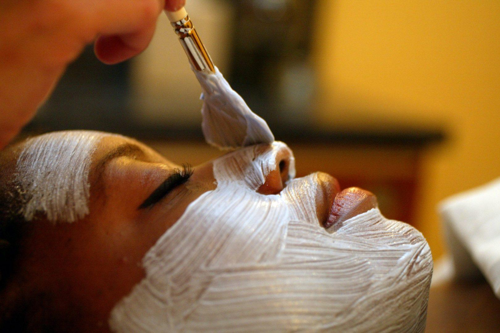Our skin could get a beating from the winter so with the right skin products, we can replenish our dry skin. (Michael Kitada/Orange County Register/MCT)
