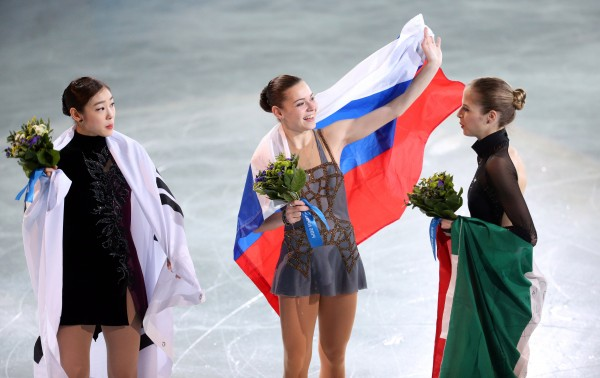 Many people believe that Adelina Sotnikova of Russia won the figure skating competition due to corruption. (Courtesy Brian Cassella/Chicago Tribune via MCT)