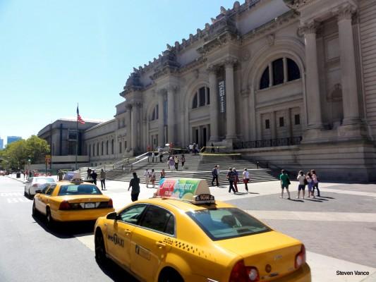 ARTS-Met Museum-Taxis