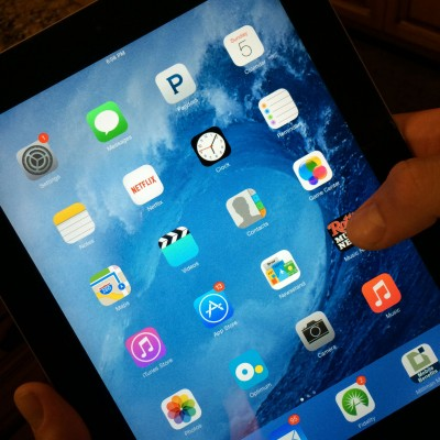 Mobile technology has enabled greater expression at the cost of privacy. (Amanda Gioscia/The Observer)