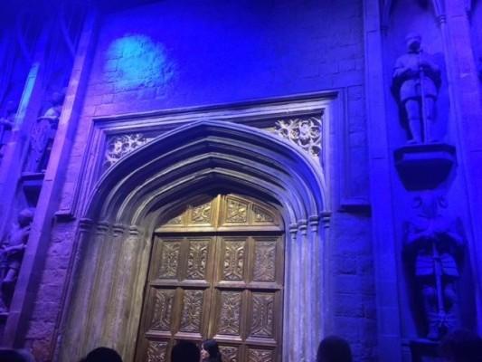Entrance to the Great Hall (PHOTO COURTESY OF MARISSA SBLENDORIO