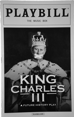 "Best Play nominee ""King Charles III."" (ANDRONIKA ZIMMERMAN /The Observer)"
