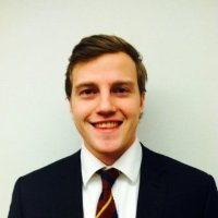Elliot Copeland, a student at the Gabelli School of Business at Rose Hill (PHOTO VIA LINKEDIN)