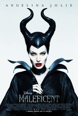 Angelina Jolie starred as Maleficent in Disney's first live-action re-make. (PHOTO COURTESY OF GLOBAL PANORAMA)