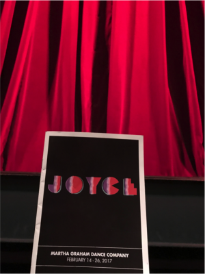 The Martha Graham Company performed at the Joyce Theater this past February. (MCCALL SHEETZ/ THE OBSERVER)