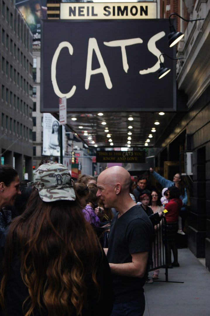 "Gurr has dreamed of performing in ""Cats""since he first heard the cast album at age 15. (CAT REYNOLDS/ THE OBSERVER)"